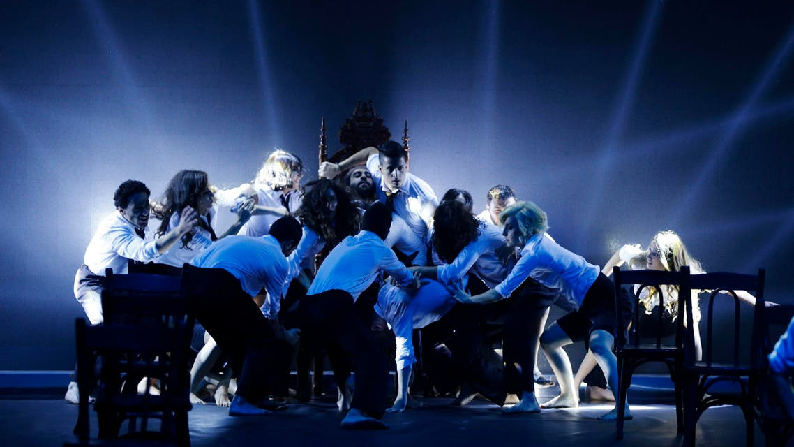 Members of the Sima dance group perform during the Season 3 finale of 'Arabs Got Talent', the UAE's most-watched show of 2013. (File photo: Reuters)