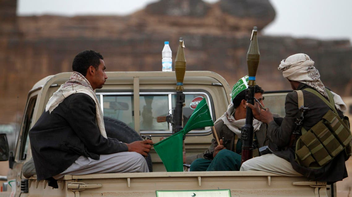 Houthi rebels have taken control of large areas in northern Yemen and are advancing on the capital Sanaa. (File Photo: Reuters)