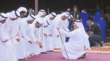 الإماراتيون يحتفون بالثقافة البدوية في أبو ظبي