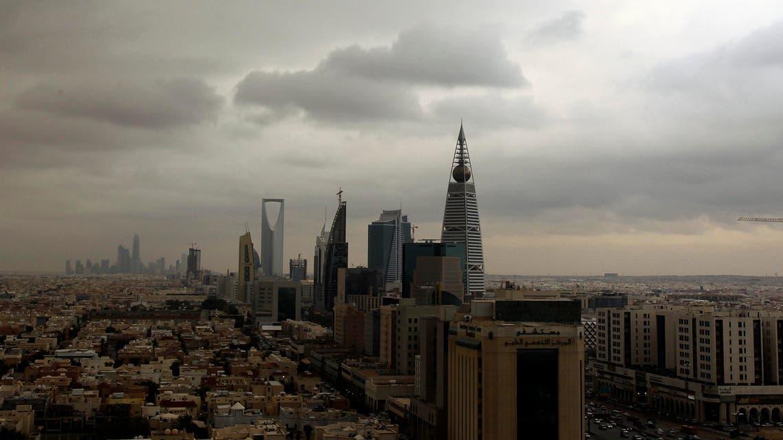 riyadh skyline reuters
