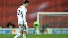 Ronaldo handed three-match ban after red card