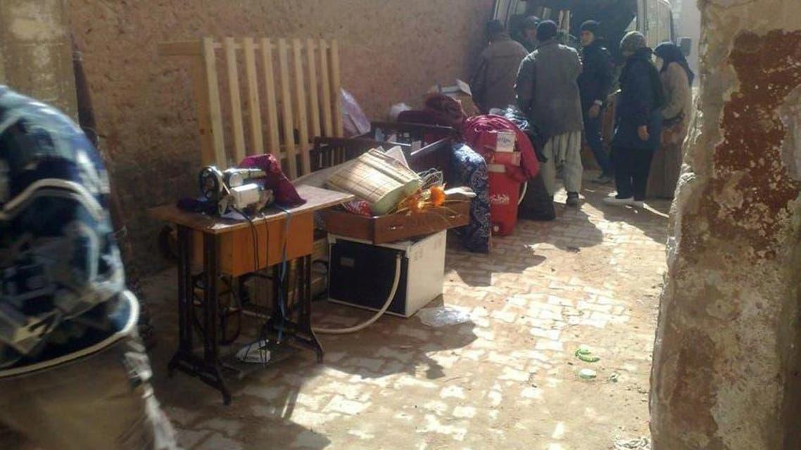 عائلات في غرجاية تهجر منازلها خوفا من الاعتدءات