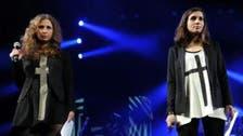 مغنيتان تتحديان بوتين: لن ننسى ما فعله نظامه بالروس