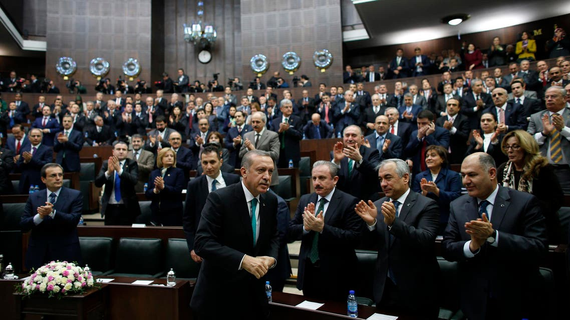 turkish parliament reuters