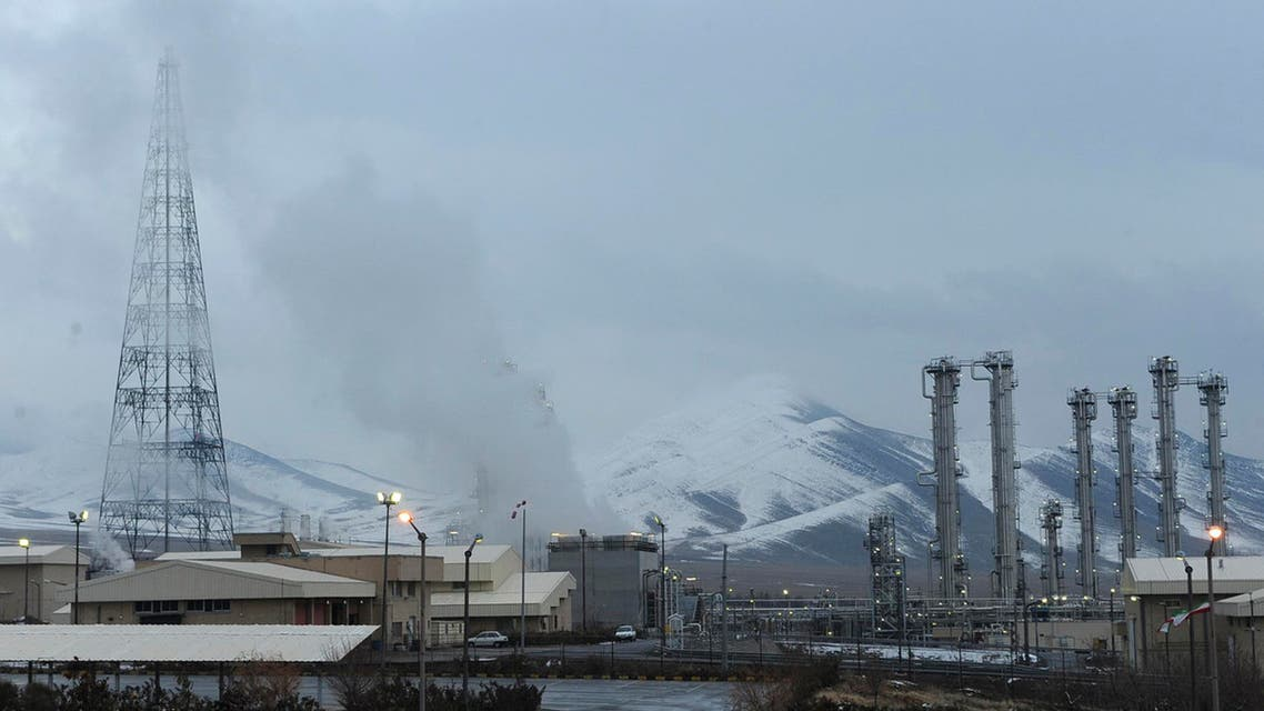 A general view of the Arak heavy-water project, 190 km (120 miles) southwest of Tehran January 15, 2011. A group of ambassadors to the U.N. atomic watchdog toured an Iranian nuclear site on Saturday, state television reported, and Tehran accused the European Union of missing an historic opportunity by boycotting the visit.