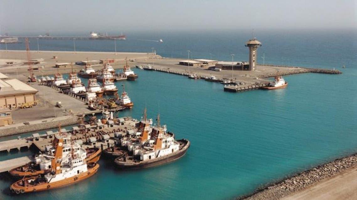 ميناء ينبع الصناعي