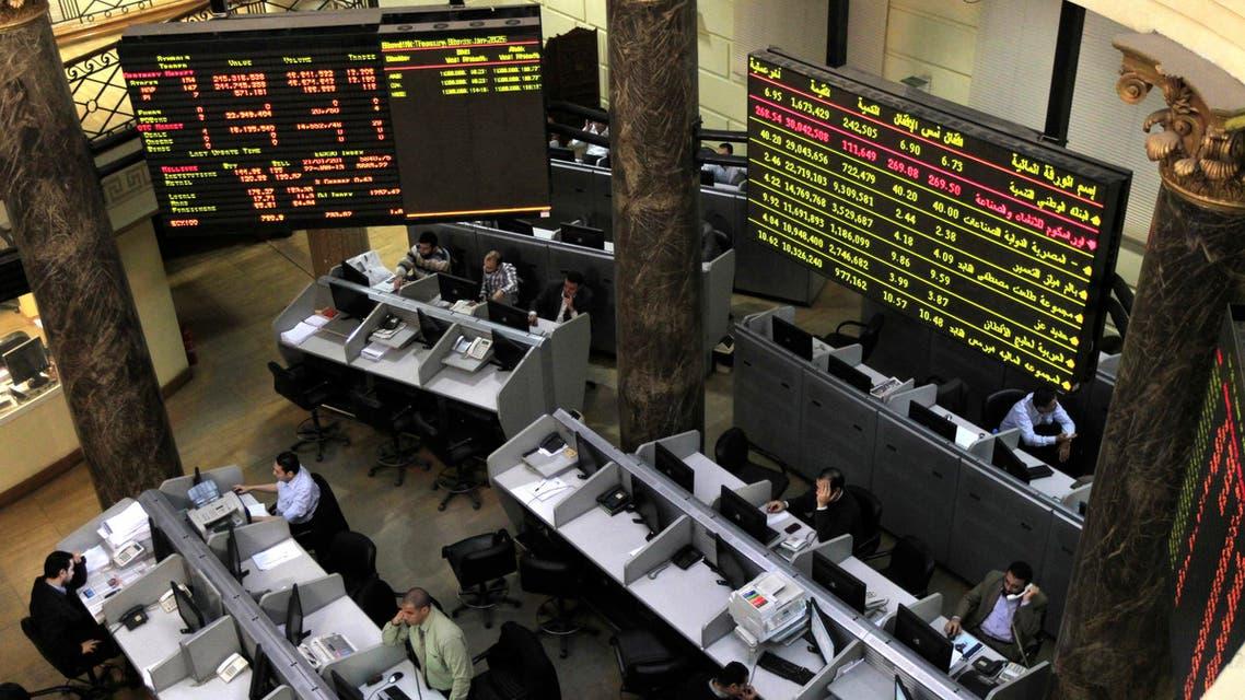 egypt stock exchange reuters