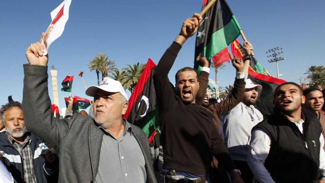 libya protests reuters