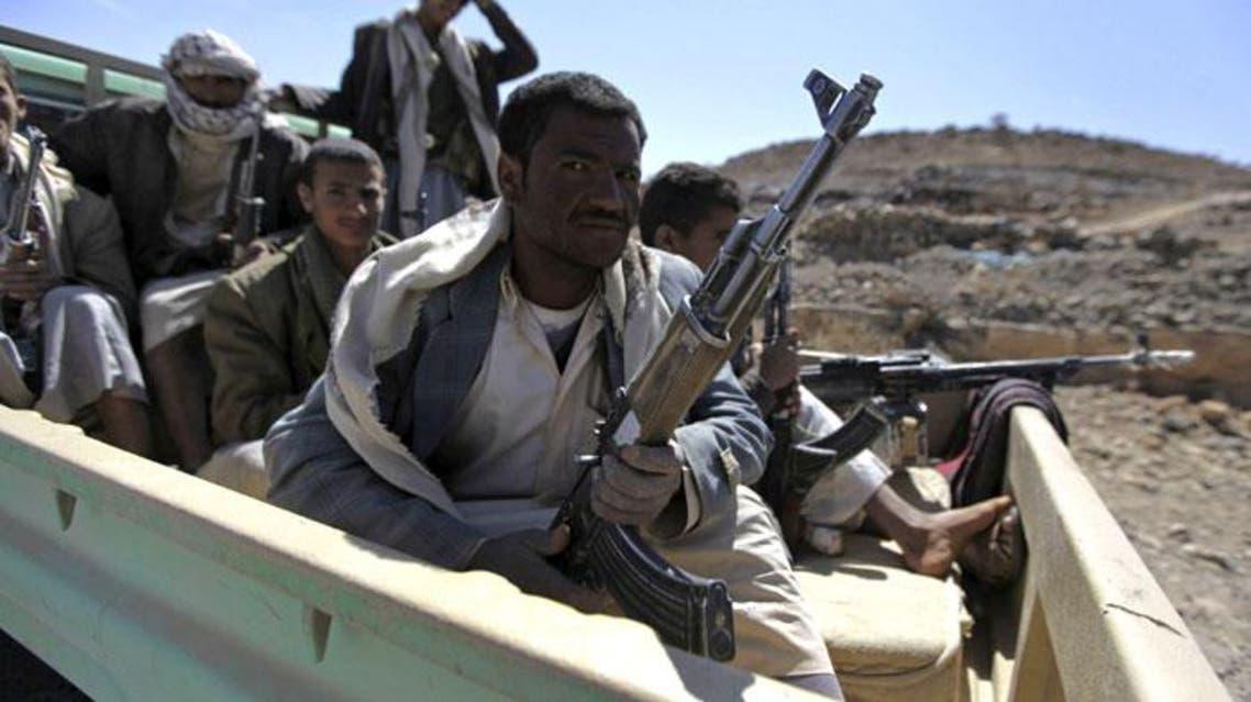 والحوثيين في منطقة أرحب