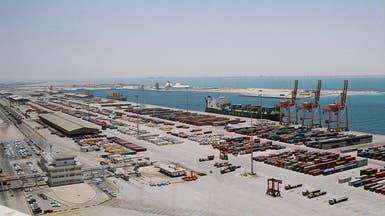 ميناء سعودي يسجل رقما قياسيا.. يستقبل 26 سفينة في آن واحد