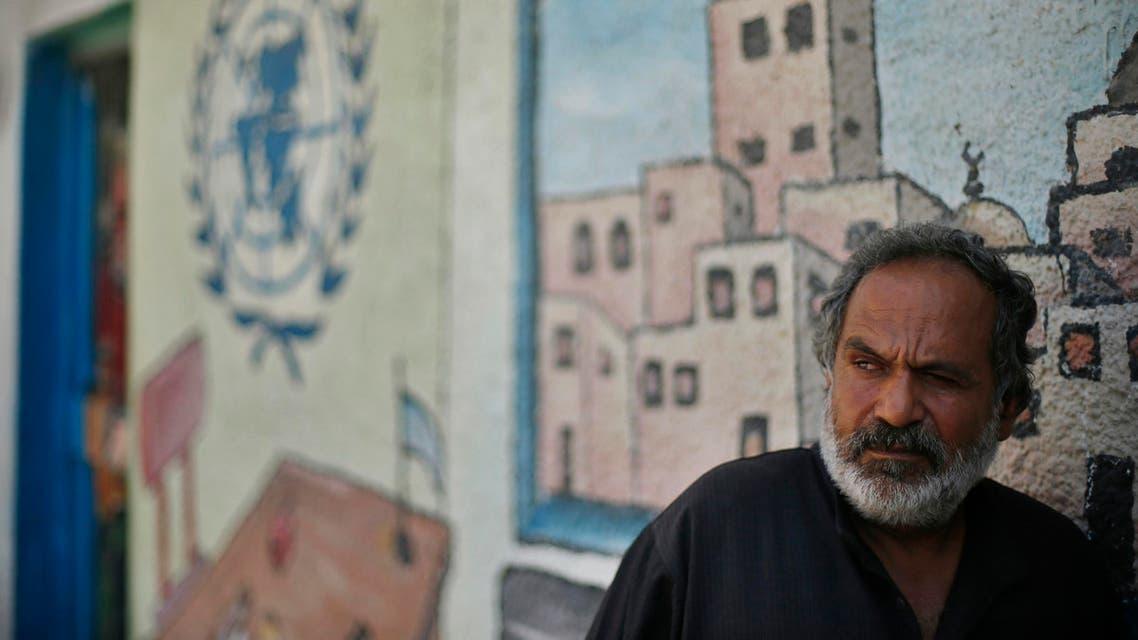 UNRWA Palestine reuters
