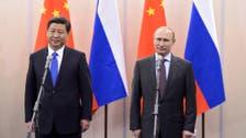 In Putin meeting, China's Xi praises Russia ties