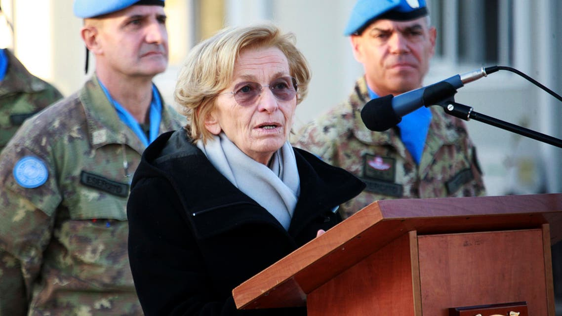 """""""I feel great joy and satisfaction over the release of Francesco Scalise and Luciano Gallo,"""" Italian Foreign Minister Emma Bonino was quoted saying in a statement."""