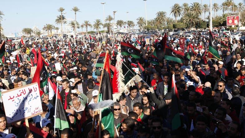 Libyan mps resign amid protests al arabiya english libyan mps resign amid protests sciox Choice Image