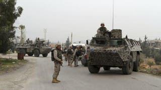 تجدد الاشتباكات بين المسلحين والجيش اللبناني بعرسال