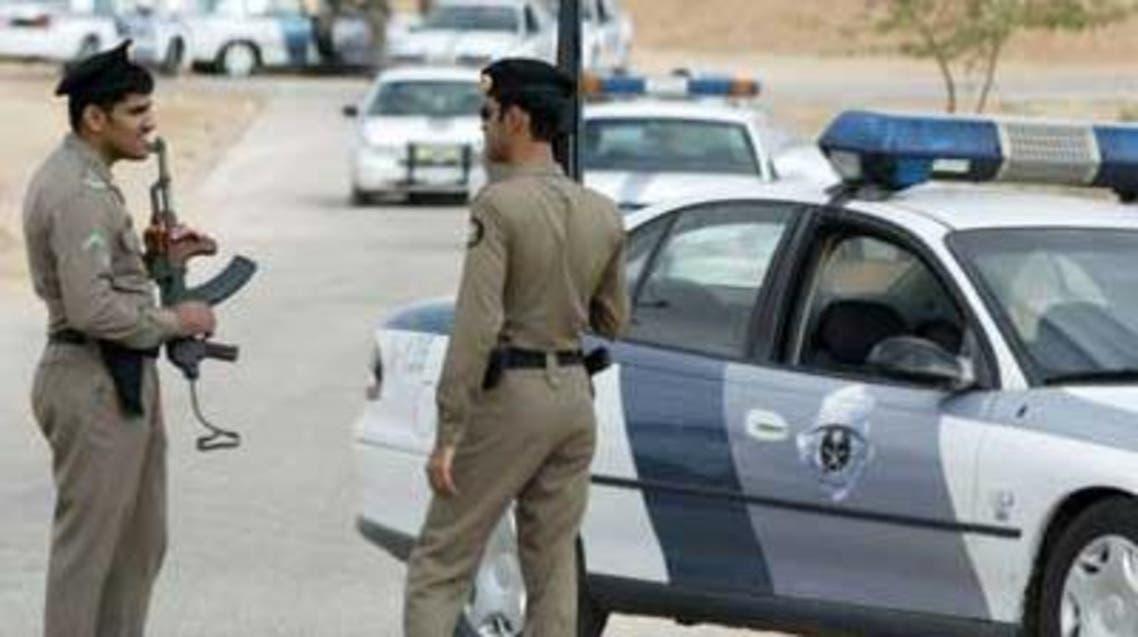 عناصر من شرطة الشرقية في السعودية