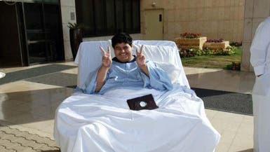 الشاعري يخسر 320 كيلوغراما من وزنه بعد نصف عام
