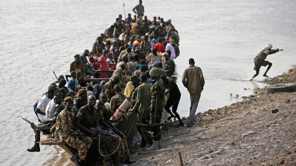 south sudan reuters