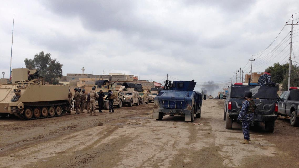 The Anbar governor's ultimatum was directed at anti-government fighters who have held Fallujah for more than a month