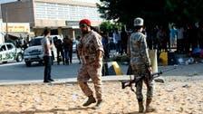 Libya rogue general says to press 'terrorist' hunt
