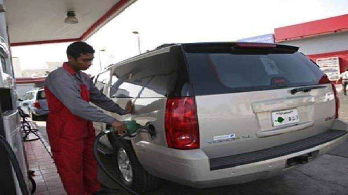 استهلاك الوقود في السعودية
