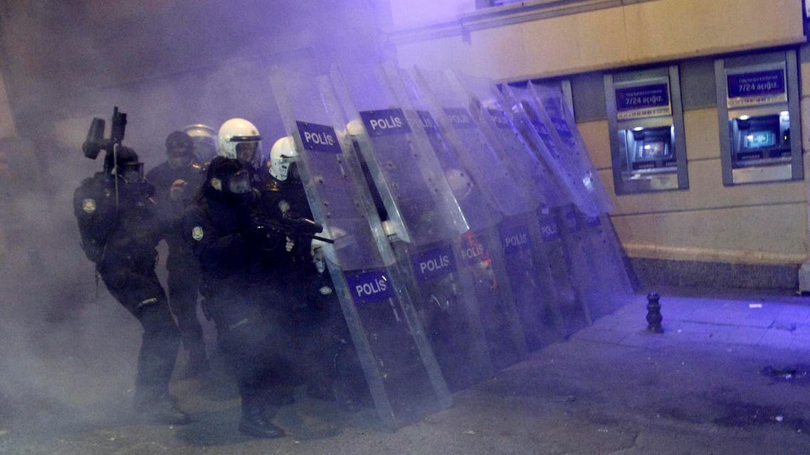 Protest against internet censorship in Istanbul