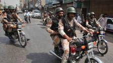 Police: Gunmen kill 8 in Pakistan's Karachi