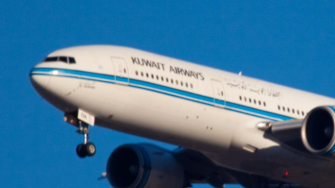 Kuwait's parliament voted on Wednesday to investigate all contracts signed by state-owned Kuwait Airways. (File photo: Shutterstock)