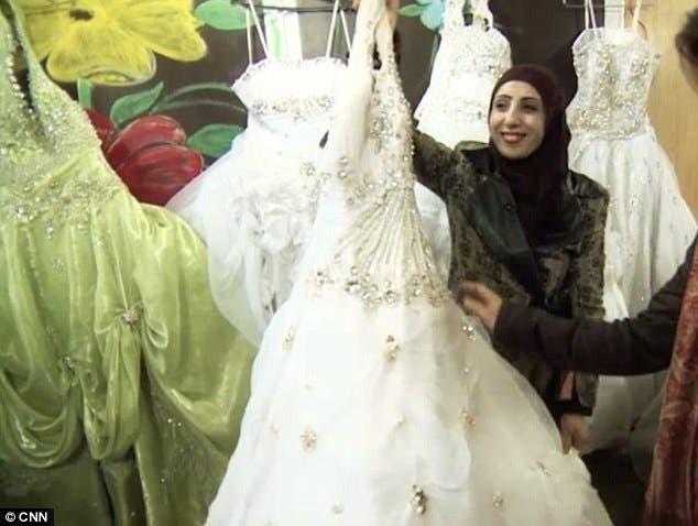 zaatari wedding boutique CNN 3
