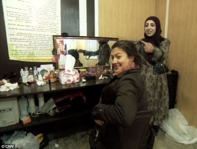 zaatari wedding boutique CNN 1