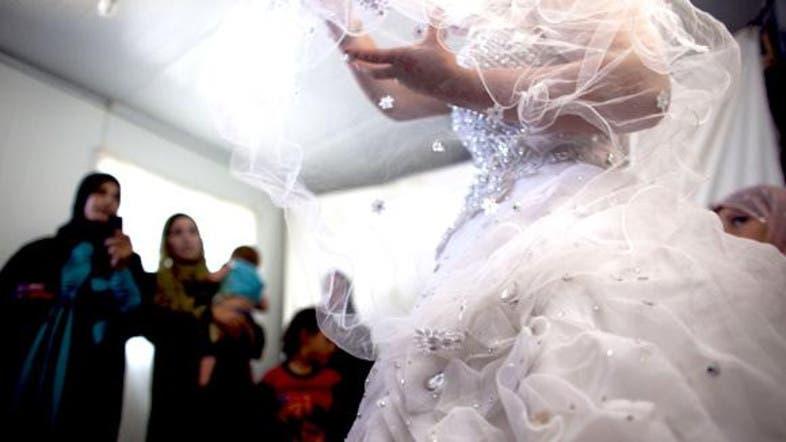 Syrias child brides in Zaatari refugee camp speak up - Al