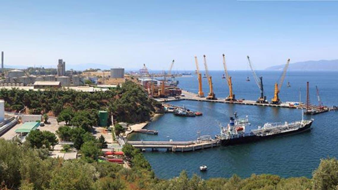 غاز ونفط في تركيا
