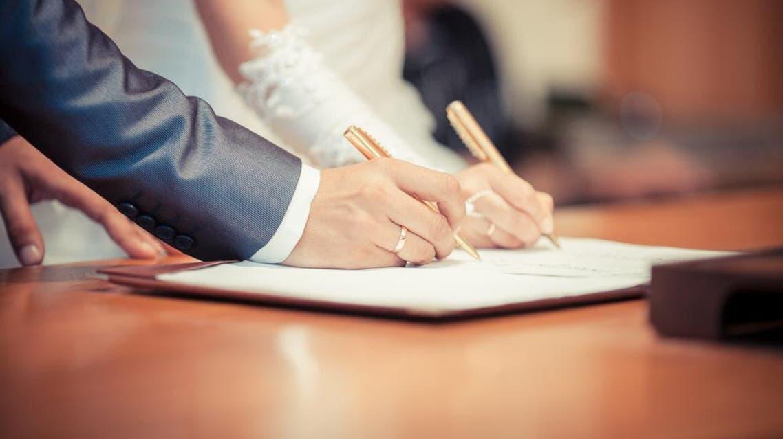 marriage shutterstock