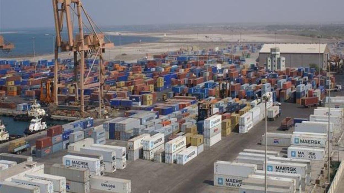 ميناء في مصر