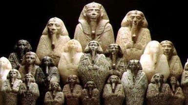 مصر تسترد 3 قطع أثرية فرعونية من ألمانيا