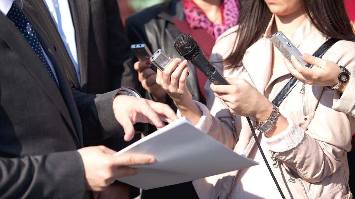 مراسل صحفي صحافة