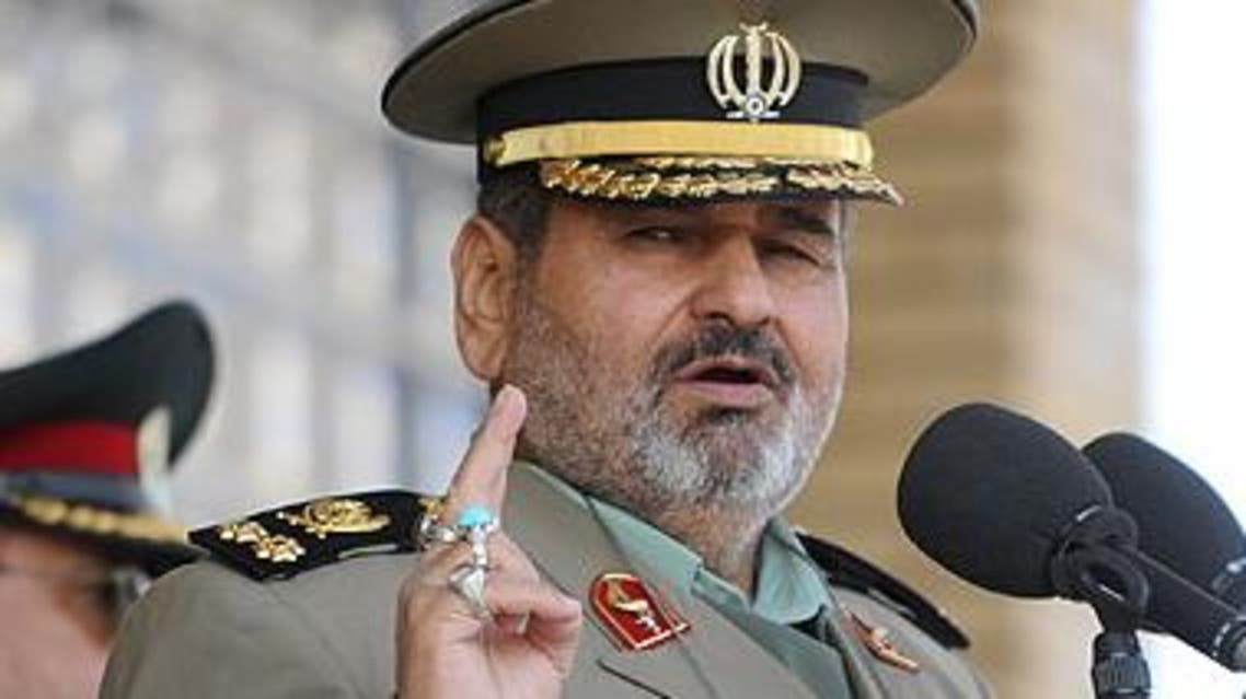 رئيس هيئة الأركان العامة للقوات المسلحة الإيرانية، الجنرال حسن فيروز آبادي