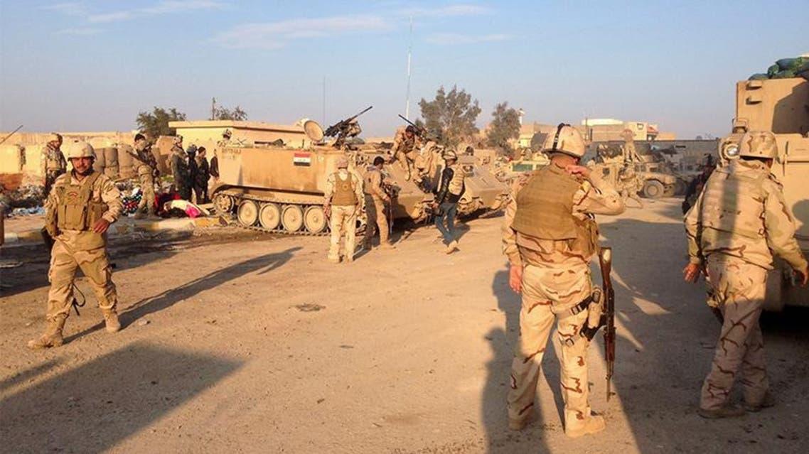 الجيش العراقي في بغداد