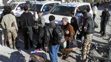 Governor: 38 male Homs evacuees freed in Syria