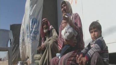 لاجئو الزعتري يبدون عدم الارتباح  تجاه مفاوضات جنيف