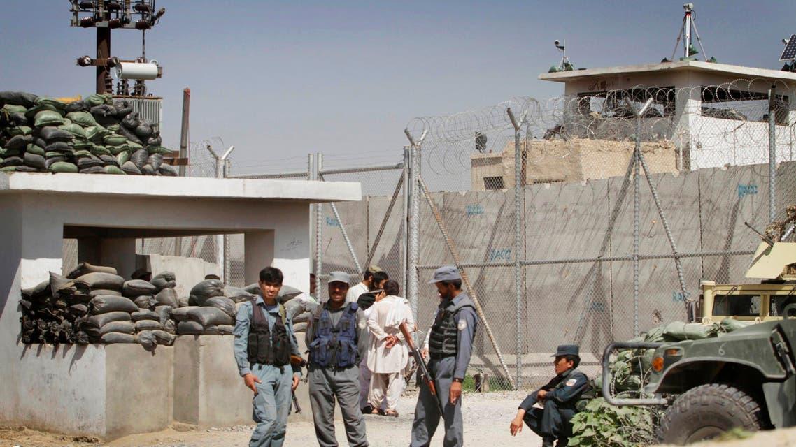 سجن في أفغانستان