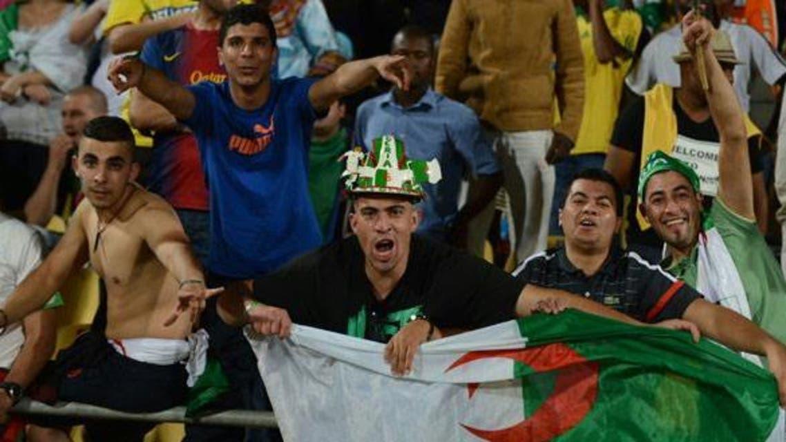 الجزائر الأولى عربيا