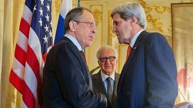 اجتماع روسي أميركي لكسر جليد مفاوضات جنيف 2