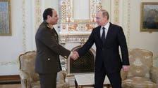 روسی عوام کیطرف سے السیسی کی کامیابی چاہتا ہوں: پیوٹن