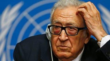 الابراهيمي يستقيل بعد فشل مهمته في سوريا