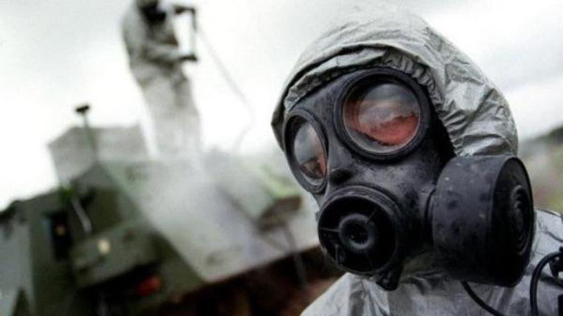 كيمياوي سوريا