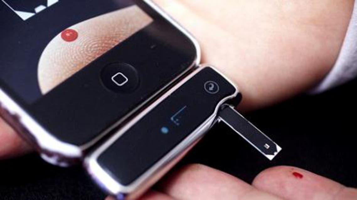 السكري وتطبيقات الأجهزة الذكية