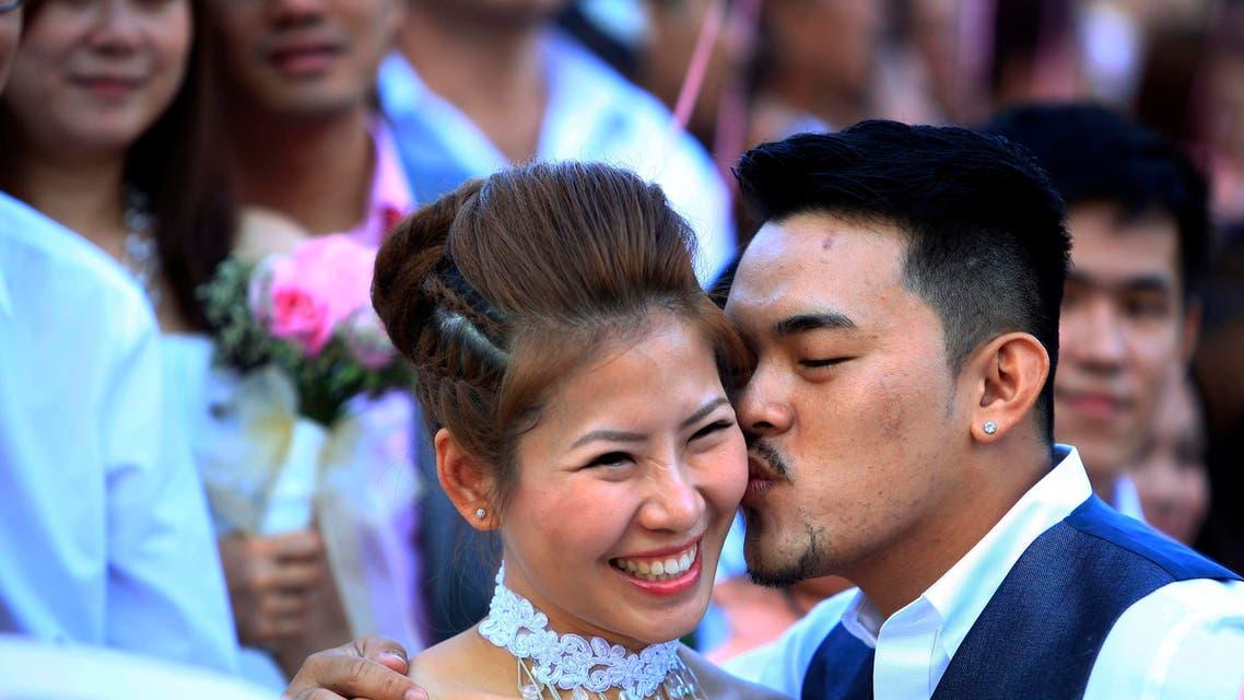 wedding reuters