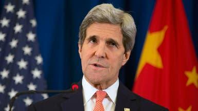 كيري: أوباما طلب خيارات سياسية جديدة في سوريا