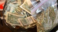 U.S. government lets banks, marijuana sellers do business